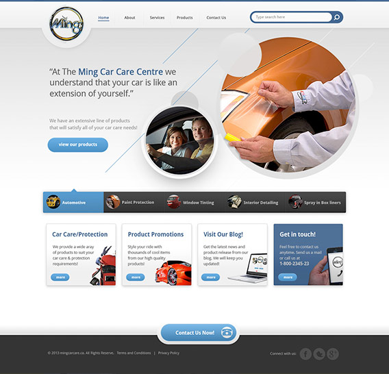 Ming Car Care